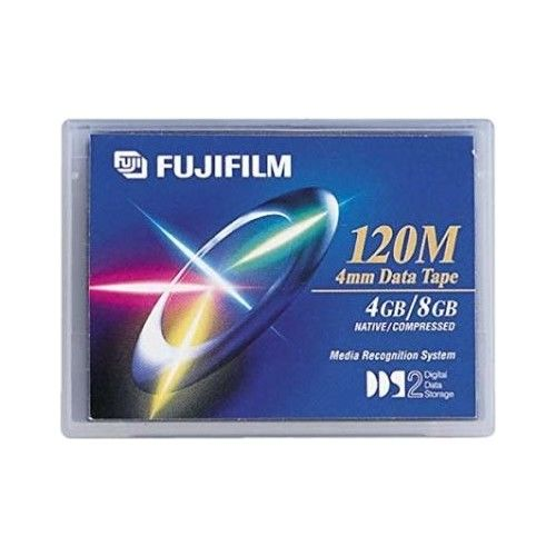 Fuji Film DG2-120M DDS2 Data Kartuşu 4 Gb, 120M, 4 Mm (Veri Yedekleme Kaseti)