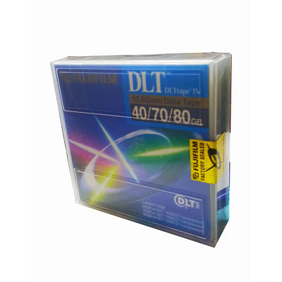 - FUJİFİLM DLT IV 40GB/70GB/80GB (12.65MM) DATA KARTUŞ