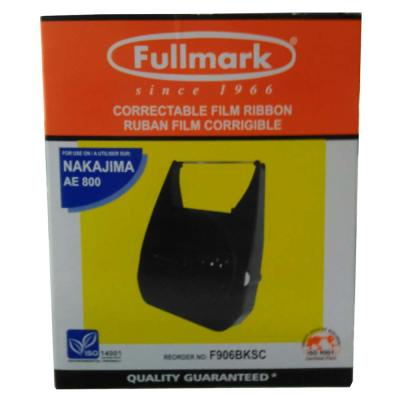 - Fullmark/ Nakajima AE-800 (FC906BKSC) Muadil Daktilo Şeridi