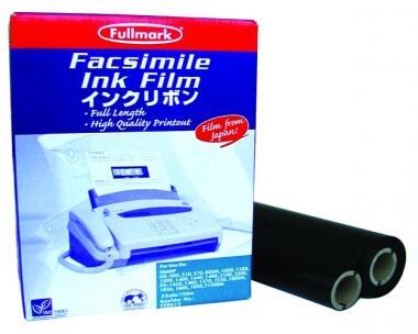 Fullmark - Fullmark TTRS15 UX-10CR / FO-15CR / UX-15CR Muadil Faks Mürekkep Filmi - 2 Rulo