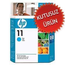 HP - HP 11 C4836AE MAVİ KARTUŞ (U)