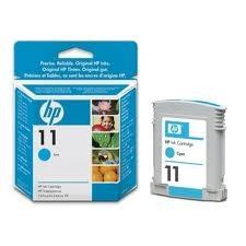 HP - HP 11 C4836AE MAVİ MÜREKKEP KARTUŞ
