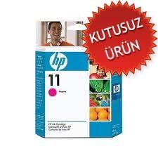 HP - HP 11 C4837AE Kırmızı Orjinal Kartuş (U)