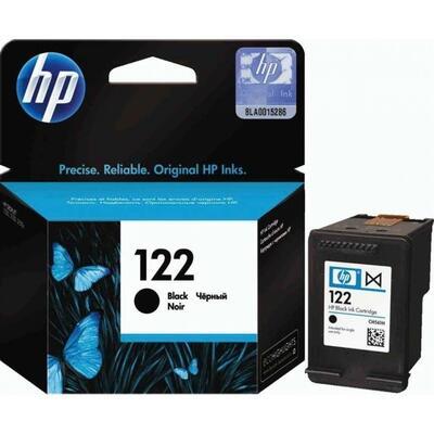 HP - HP 122 CH561HE Siyah Orjinal Kartuş - DeskJet 1000 / 1050A