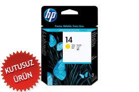 HP - HP 14 C4923A SARI KAFA KARTUŞU (U)
