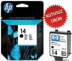 HP - HP 14 C5011D SİYAH ORJİNAL KARTUŞ (U)