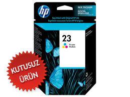HP - HP 23 C1823D RENKLİ ORJİNAL KARTUŞ (U)