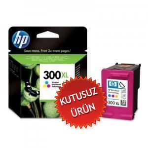 HP - HP 300XL CC644E RENKLİ KARTUŞ-YÜKSEK KAPASİTE(U)