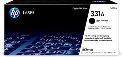 HP - HP 331A Siyah Orjinal Lazer Toner (W1331A) - MFP 432fdn / 408dn