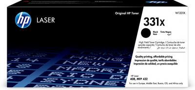 HP - HP 331X Siyah Orjinal Lazer Toner (W1331X) - MFP 432fdn / 408dn