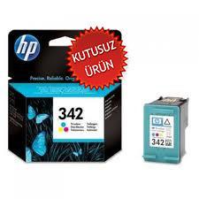 HP - HP 342 C9361EE RENKLİ ORJİNAL KARTUŞ (U)