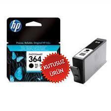 HP - HP 364 CB316EE SİYAH ORJİNAL KARTUŞ (U)
