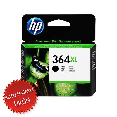 HP - HP 364XL CN684EE Siyah Orjinal Kartuş (C)
