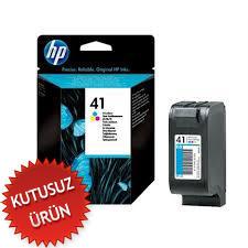 HP - HP 41 51641AE RENKLİ ORJİNAL KARTUŞ (U)