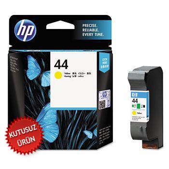 HP - HP 44 51644YE Sarı Orjinal Kartuş (U)