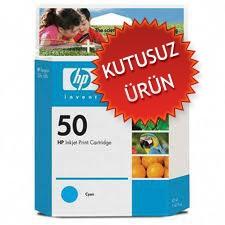 HP - HP 50 51650CE MAVİ ORJİNAL KARTUŞ (U)