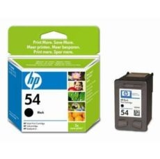 HP - HP 54 CB334AE SİYAH RENKLİ ORJİNAL KARTUŞ