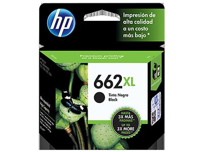 HP - HP 662XL CZ105AB SİYAH ORJİNAL KARTUŞ Deskjet 3516, 3546, 2546, 2516, 2646
