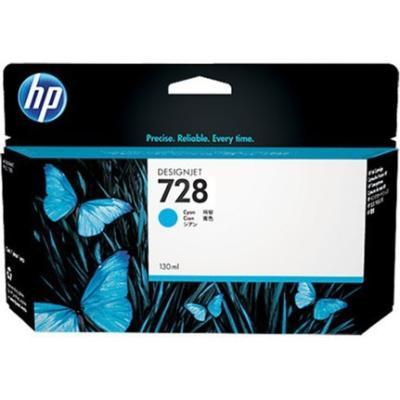 HP - HP 728 F9J67A Mavi Orjinal Kartuş T730 / T830 130 ml.