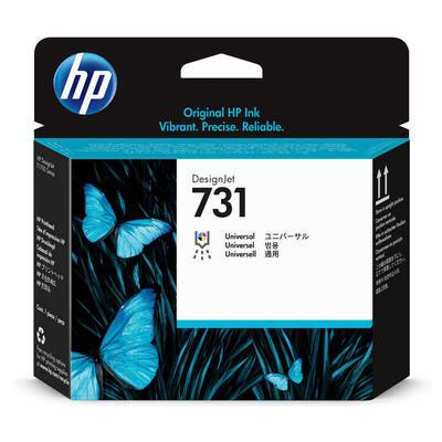 HP - HP 731 P2V27A Orjinal Baskı Kafası - DesignJet T1600 / T1700dr / T2600dr