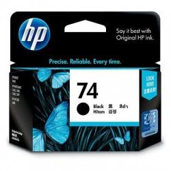 HP - HP 74 CB335WA SİYAH ORJİNAL KARTUŞ J5700 / J5725 / J5730 / J5735