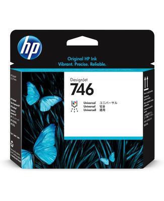HP - HP 746 P2V25A Orjinal Baskı Kafası - DesignJet Z6 / Z9+dr / Z9+ / Z6dr