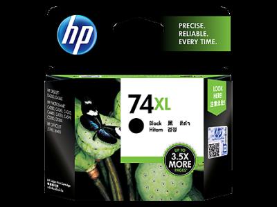 HP - HP 74XL CB336WB SİYAH ORJİNAL KARTUŞ J5700 / J5725 / J5730 / J5735