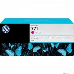 HP - HP 771C B6Y09A KIRMIZI PLOTTER KARTUŞU - DesignJet Z6200