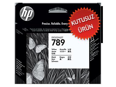 HP - HP 789 CH612A Sarı-Siyah Baskı Kafası DesignJet L25500 (U)