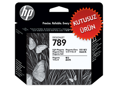 HP - HP 789 CH614A Kırmızı-Açık Kırmızı Baskı Kafası DesignJet L25500 (U)