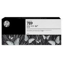 HP - HP 789 CH619A AÇIK MAVİ ORJİNAL KARTUŞ Latex L25500