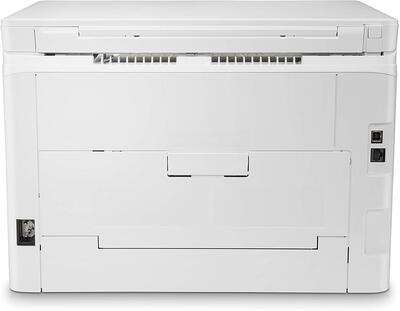 Hp 7KW54A Color LaserJet Pro MFP M182N + Tarayıcı + Fotokopi + Network + Renkli Yazıcı - Thumbnail