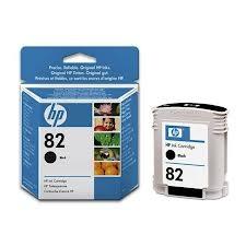 HP - HP 82 CH565A SİYAH ORJİNAL KARTUŞ-DesignJet 500 / 500PS / 510