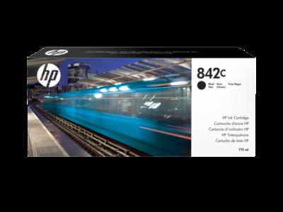 HP - HP 842C C1Q53A Siyah Orjinal Kartuş PageWide XL 8000 Serisi
