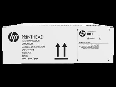 HP - HP 881 CR330A OPTIMIZER LATEKS BASKI KAFASI Lateks 1500 / 3100 / 3500
