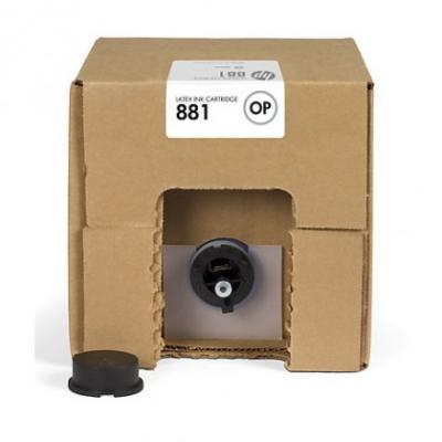 HP - HP 881 CR337A OPTIMIZER LATEKS KARTUŞ 5 Litre Lateks 1500 / 3100 / 3500