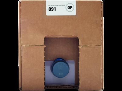 HP - HP 891 3M G0Y78A 10 Litrelik Optimizer Mürekkep Latex 3100, 3500, 3600, 3800