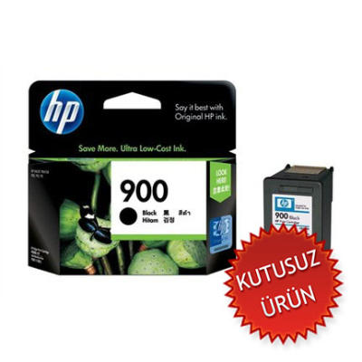 HP - HP 900 CB314AE SİYAH MÜREKKEP KARTUŞ (U)
