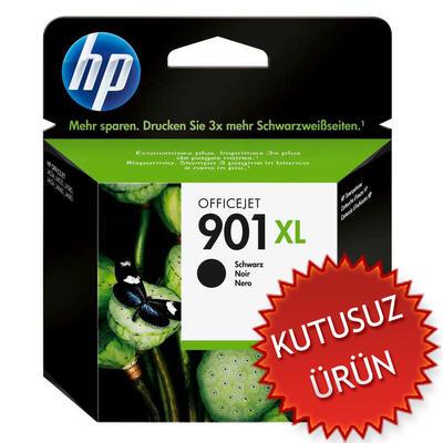 HP - HP 901XL CC654A Siyah Orjinal Kartuş (U)