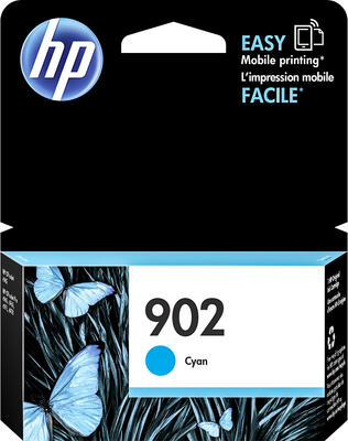 HP - HP 902 T6L86AN Mavi Orjinal Kartuş - OfficeJet 6968 / 6978