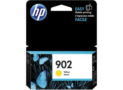 HP - HP 902 T6L94AN Sarı Orjinal Kartuş - OfficeJet 6968 / 6978