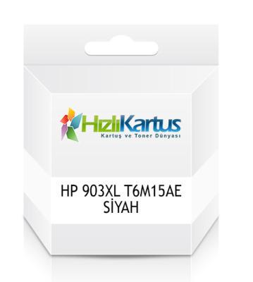 HP - HP 903XL T6M15AE Siyah Muadil Kartuş OfficeJet 6950 / 6960 / 6970