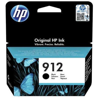 HP - HP 912 3YL80AE Siyah Orjinal Kartuş OfficeJet Pro 8012, 8014, 8015, 8022, 8024, 8025