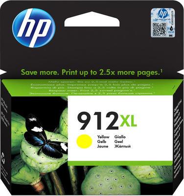 HP - HP 912XL 3YL83AE Sarı Orjinal Kartuş OfficeJet Pro 8012, 8014, 8015, 8022, 8024, 8025