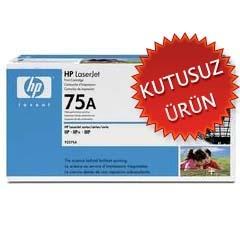HP - HP 92275A (75A) SİYAH RENKLİ LAZER TONER - IIp / IIIp YAZICI TONERİ (U)