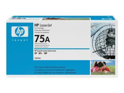 HP - HP 92275A (75A) SİYAH RENKLİ LAZER TONER - IIp / IIIp YAZICI TONERİ (B)