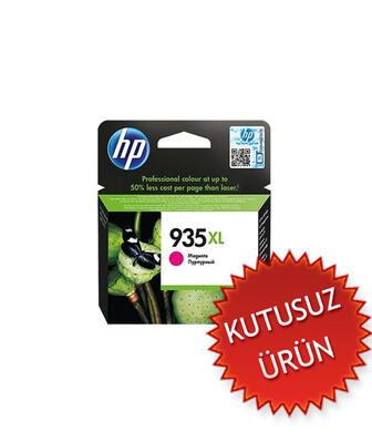 HP - HP 935XL C2P25A Kırmızı Orjinal Kartuş (U)