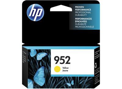 HP - HP 952 L0S55AN Sarı Orjinal Kartuş OfficeJet Pro 7720, 7740, 8740