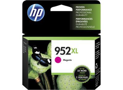 HP - HP 952XL L0S64AN Kırmızı Orjinal Kartuş Yüksek Kapasite OfficeJet Pro 7720, 7740, 8740