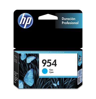 HP - HP 954 L0S50AL Mavi Orjinal Kartuş OfficeJet Pro 8210, 8710, 8720, 8730